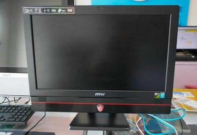 MSI All-in-onePC MS-ACB3 16GRAM  i7-4710 SSD128G+1T GTX 860M 台中市