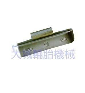 [ 大城輪胎機械 ] HATCO 鉛塊 Type010 (50g) x 1盒