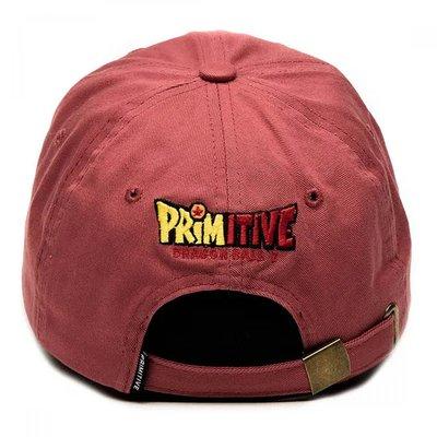 PRIMITIVE 20SP-PA118H26 DBZ SYMBOL DAD HAT 老帽 七龍珠 聯名 兩色
