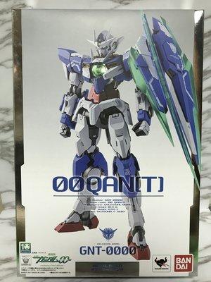 全新現貨 代理版 METAL BUILD 鋼彈00 QAN T 量子型 00Q 00 Q OOQ MB 超合金