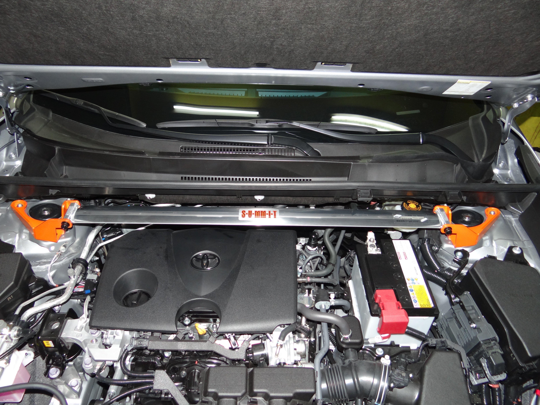 {順加輪胎}SUMMIT 5代 RAV4 引擎室拉桿 另有中下四點 後下兩點長 短 後工字樑強化桿 後下V字SIENTA