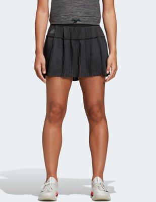 【豬豬老闆】ADIDAS MATCHCODE SKIRT 13-INCH 黑 運動 網球裙 短裙 女款 DP0247