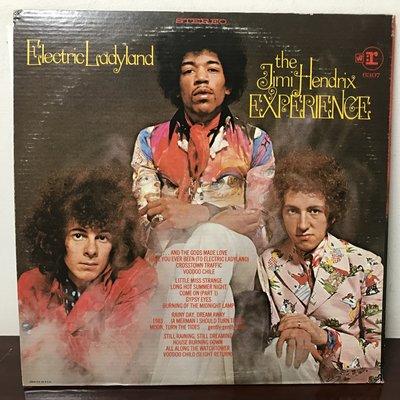 晨雨黑膠【西洋】※搖滾500大第55名※美版/The Jimi Hendrix Experience(1975)/2片裝