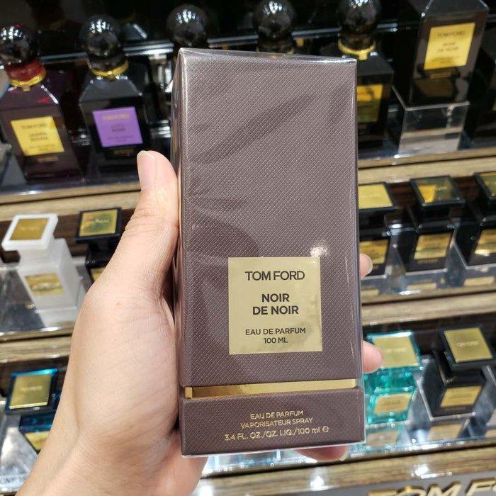Tom Ford 黑之黑 Noir De Noir 淡香精 100ML 全新有封膜