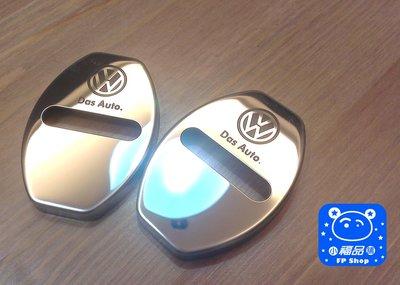 ** 福品小舖 ** 福斯 VW Golf Polo Tiguan Vento 車門扣蓋 保護蓋 門扣蓋 (一組兩個價)