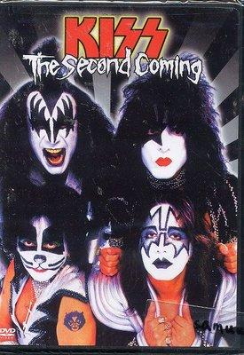 美版一區DVD~吻 合唱團/搖滾復活KISS/THE SECOND COMING~全新