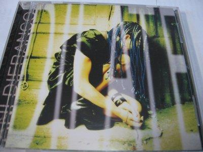 安妮荻芙蘭蔻Ani Difranco:細說從頭DILATE 自藏CD 1996年友善的狗代理發行