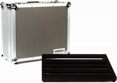 ☆ 唐尼樂器︵☆ Pedaltrain Novo 18 效果器板+飛行箱(45.7x36.8公分)(全系列進駐唐尼)