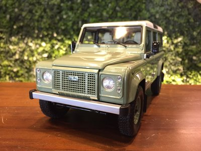 1/18 Almost Real Land Rover Defender 110 Heritage Edit【MGM】