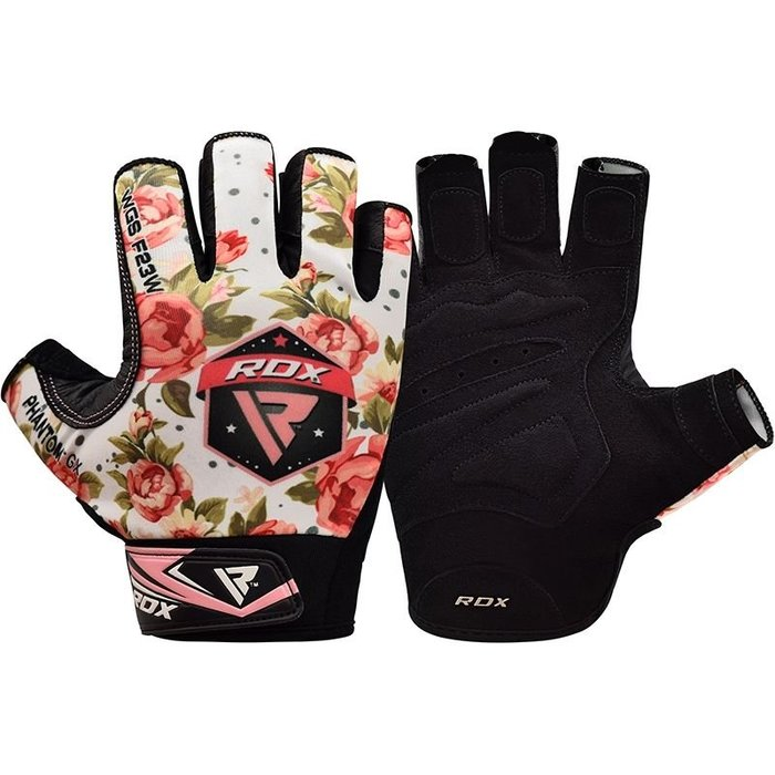 【線上體育】RDX GYM GLOVES LADIES SUMBLIMATION F23 WHITE RDX020