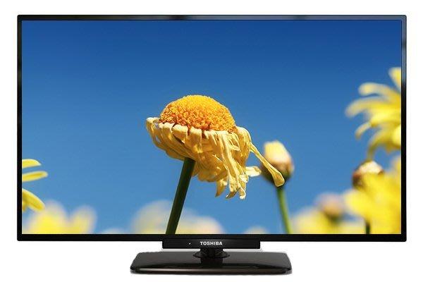(有現貨)TOSHIBA東芝 24吋 液晶顯示器+視訊盒 24P2650VS高雄市店家