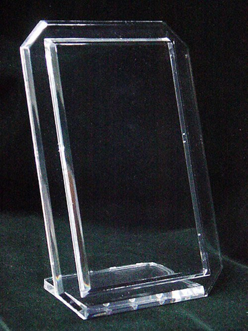 壓克力透明立式相框 (2*3) 壓克力相框 透明相框
