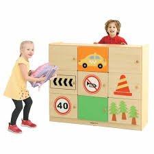☆天才老爸☆→【華森葳】交通9格工作櫃←兒童 幼兒 家具 設備 工具 櫃子 收納 整理 高級木製 木質