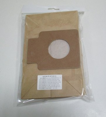 集塵袋 於國際牌Panasonic  TYPE~C11  MC~2700 MC~2760 MC~4700..