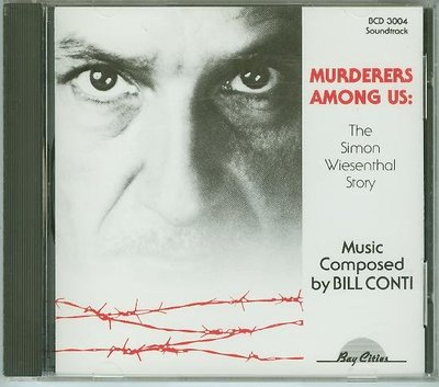 """Murderers Among Us""- Bill Conti(09),美版"