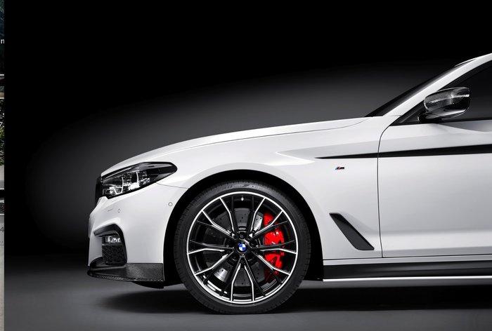 【樂駒】BMW G30 G31 5系列 M Performance 剎車組 原廠 改裝 套件 性能 卡鉗 煞車 制動