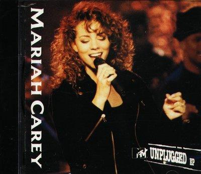 K - Mariah Carey - mtv unplugged EP VISION OF LIVE - 日版 CD
