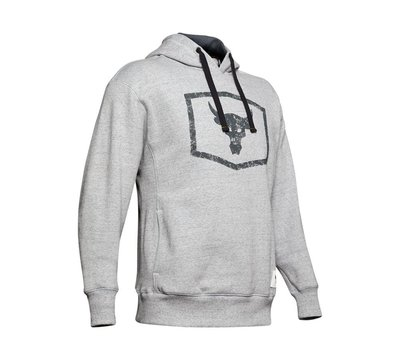 UNDER ARMOUR Project Rock Warm-Up連帽上衣 正品公司貨 1346067-011