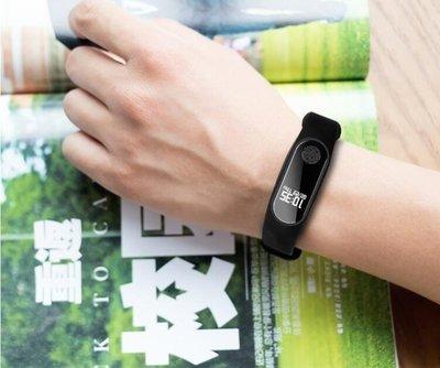 輕語生活小鋪 智慧手環多功能運動手錶男女監測睡眠藍芽老人防水記計步S365