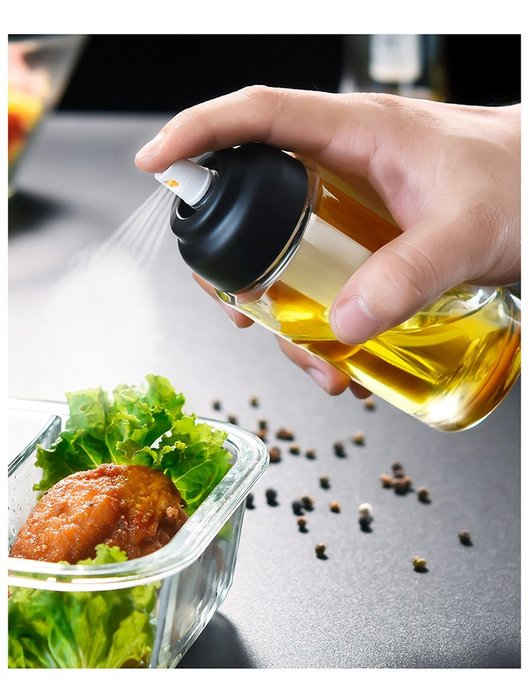 氣炸鍋專用 廚房噴油瓶 噴油壺 霧狀噴油罐 氣壓噴油瓶  廚房烹飪 噴霧式控油壺 燒烤噴霧瓶 油醋瓶 調味瓶(150ml