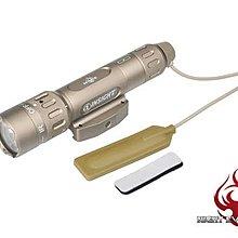 Funny GUN元素 Night Evolution WMX-200 戰術槍燈 沙-NE04014-DE