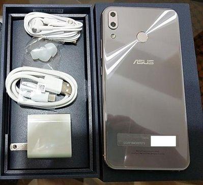 華碩 ASUS Zenfone 5z ZS620KL 6G 64G 星芒銀 極新 6.2吋 狀況好 原廠公司貨非福利品