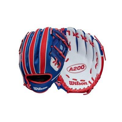 正翰棒壘---WILSON A200 兒童棒壘手套 WBW10020610