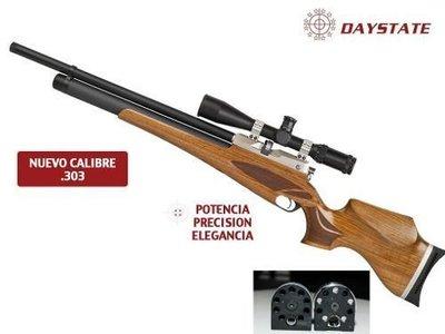 Speed千速(^_^) Daystate Wolverine 303 7.62mm.5.5MM