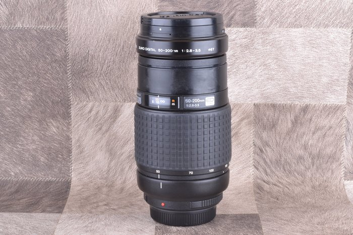 【品光攝影】Olympus Zuiko Digital 50-200mm F2.8-3.5 43系統 GE#59440