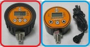 電池供電數字數位壓力錶真空錶壓力表壓力計真空計真空表負壓表負壓錶直立式腐蝕性Digital pressure gauge