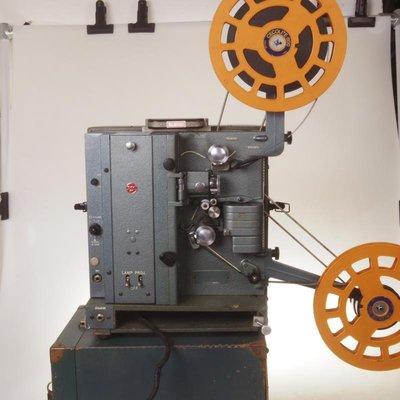 百寶軒 美國RCA400型16毫米16mm電影機放映機功能好機身較大 ZG3605