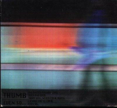 八八 - THUMB - Even so ... - 日版