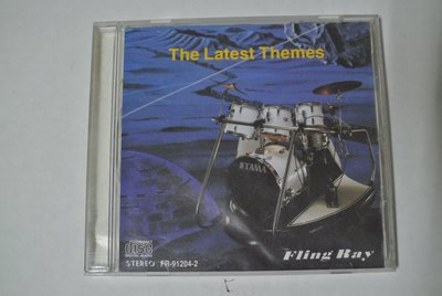 CD ~ THE LATEST THEMES ~ 1990 MUSICAL  無IFPI