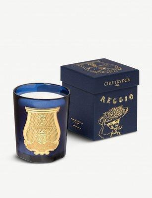 限量 Cire Trudon 法國香氛蠟燭 REGGIO 柑橘之暗語 270g