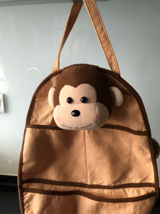 全新猴子~可愛造型收納袋