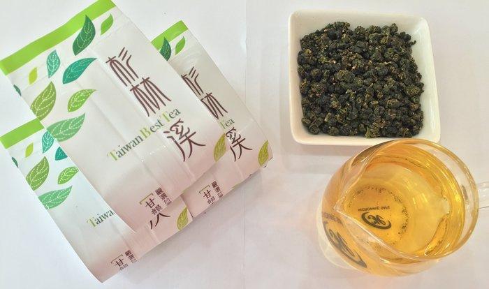 ㊣杉林溪高山茶葉㊣~單包只要230元~『買五送茶包十入』再享『免運費』
