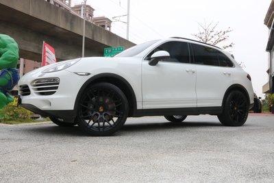 黃帝的店~Porsche Cayenne 958 958.2 21~22吋 VARRO VD06 旋壓輕量化~E3 亦可