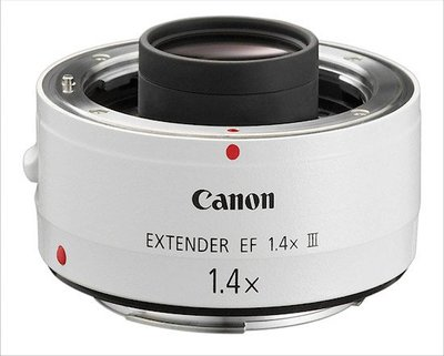 CANON EF 1.4X III 加倍鏡 出租 - 新竹相機 鏡頭 出租 新竹市