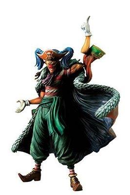 海賊王 一番賞 巔峰的極意者們 C賞 世界第一大海賊 小丑 巴其