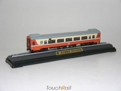 TRAIL 鐵支路 N規 莒光號 紀念車 35FPK10500型 NS3501