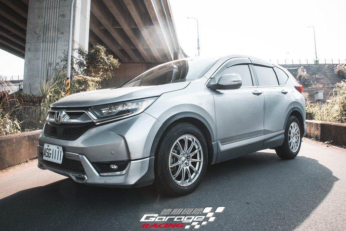 德朋國際 / ENKEI SC22 高亮銀 Honda CRV5 實裝