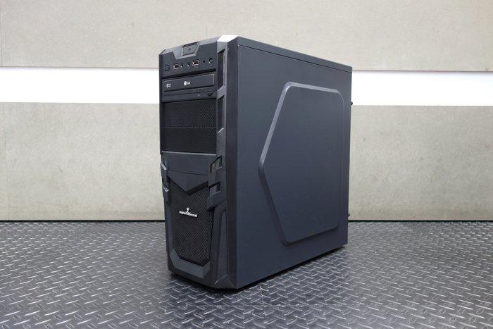 【台中青蘋果】自組桌機 Core 2 Duo E7400 3G 250G Win7 二手 桌機 #38205