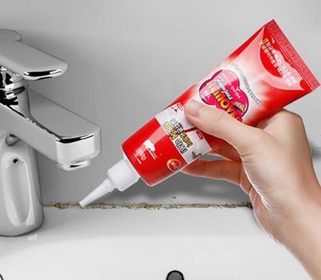 小花花精貨店-除黴劑洗衣機膠圈去黴清洗劑廚房衛生間牆體牆面除黴啫喱 #清洗劑