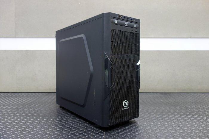 【台中青蘋果】自組桌機 i5-7400 8G 240G SSD, 1TB GTX1050 二手 桌上型電腦 #43458