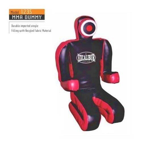 【神拳阿凱】Excalibur 1235 沙包假人 柔術假人 坐姿假人 關節可彎折 MMA 綜合格鬥 巴西柔術
