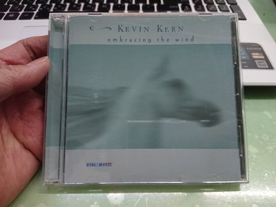 Kevin Kern 凱文柯恩 Embracing the Wind CD