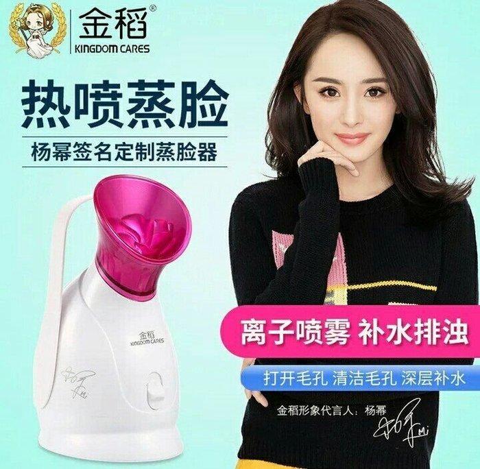 金稻kd-2331S蒸臉器