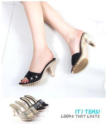 Lo流行女鞋~*.:.☆俐落兼具性感~...