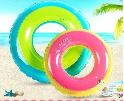 遊泳圈 游泳圈兒童泳圈成人大號加厚腋下圈女小孩寶寶嬰幼兒水上充氣玩具