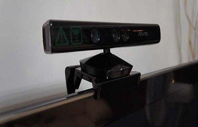 XBOX360 KINECT 體感感應器 電視支架/支撐架/腳架/固定架 直購價100元 桃園《蝦米小鋪》